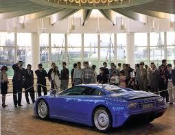 Bugatti Eb110 Proto 39005