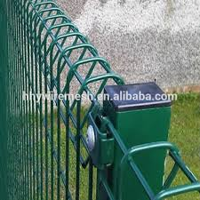 ornamental loop wire fence welded wire mesh fencing price
