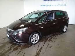 opel minivan opel zafira zafira tourer 2 0 cdti 130ch cosmo 7pl alcopa auction