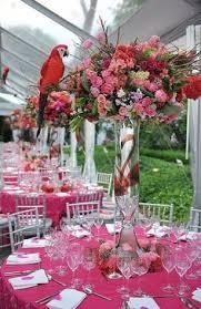tropical wedding theme tropical wedding decor tropical foliage for weddings