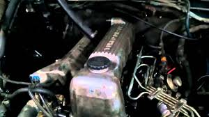 opel frontera engine opel frontera 2 3td garret t25 youtube