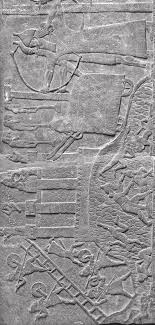 siege bce relief carving from nimrud dated to ca 730 727 bce depicting the
