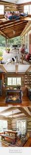 best 25 log cabin interiors ideas on pinterest log cabin homes this gorgeous georgia cabin puts log homes everywhere to shame