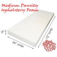 2 Inch Upholstery Foam Foam Products Upholstery Foam Ak Trading Co