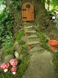best 25 tree ideas on gnome door doors