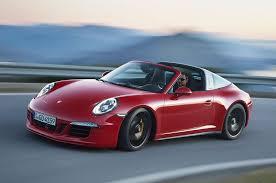Porsche 911 1st Generation - porsche 911 targa 4 gts revealed