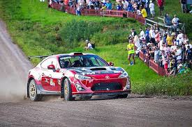 toyota rally car porsche 911 or toyota gt86 rally car you can drive both motor1