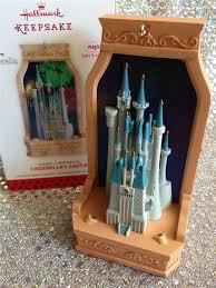 2013 cinderella s castle my 2011 2013 hallmark ornaments