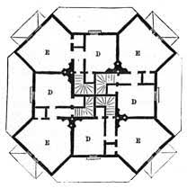 cluster house plans clustered housing cottages