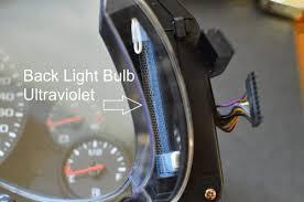 corvette instrument cluster repair c5 corvette speedometer