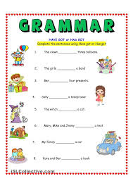 173 best have has chart and worksheets images on pinterest