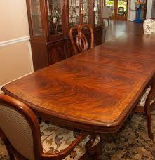 thomasville kent park dining room set ebth