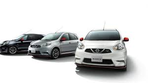 nissan march 2013 nissan march nismo and nismo s announced