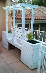 arbor bench plans household things to make yourself with wooden pallets pallet ideas