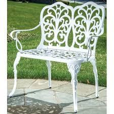 Aluminium Patio Furniture Sets Cast Aluminum Garden Benches U2013 Antoniobhardwaj Me