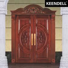 Doors Design Indian House Front Safety Door Design Solid Wood Double Doors