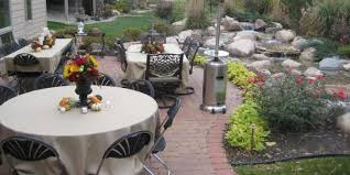 outdoor wedding venues omaha eddie s social weddings get prices for wedding venues in ne