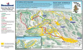 Steamboat Trail Map 2014 Cody U0027s Challenge Course Maps Released Cody U0027s Challenge