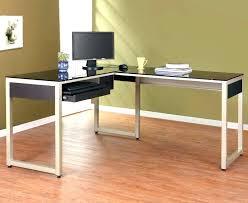 Tms Corner Desk Black Wooden Computer Desk Wood Esindesign Tms Corner