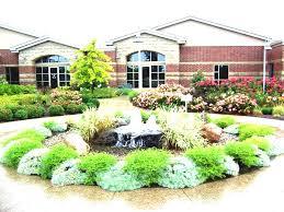 Home Design Jobs Ontario Flower Gardens Around Home Garden Ideas For Landscaping Backyard
