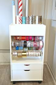 gift wrap storage ideas creative christmas storage ideas and products