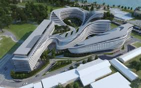 bmw factory zaha hadid beko masterplan by zaha hadid architects architect in training