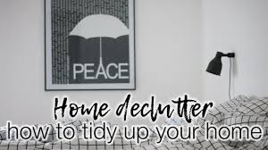 Decluttering Your Home by How To Declutter Your Home Konmari Style Youtube