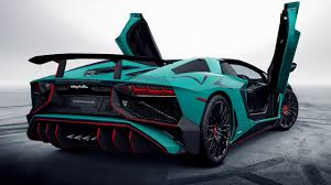 lamborghini car 2017 best new lamborghini aventador superveloce roadster bodykit car such