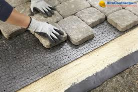 patio pavers diy www hirecontractor com brock paver base is the ultimate base for