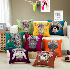 Throws And Pillows For Sofas by Online Get Cheap Indian Sofa Throws Aliexpress Com Alibaba Group