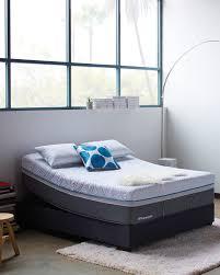 sealy posturepedic hybrid copper cushion firm queen mattress