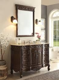 bathroom sink vanity u0026 mirror set sw 3882m tk 42 mr 3882