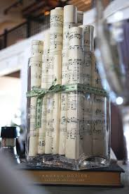Non Flower Centerpieces For Wedding Tables by 25 Best Choir Centerpieces Images On Pinterest Centerpiece Ideas