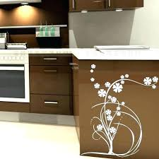 Kitchen Cabinet Decals Kitchen Cabinet Door Decals Mirror Wall Stickers Boy Door