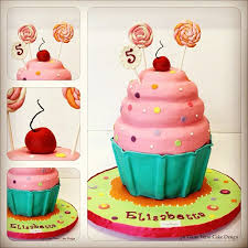 108 best giant cupcake cakes images on pinterest giant cupcake
