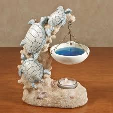 sea turtle tealight holder scented oil burner