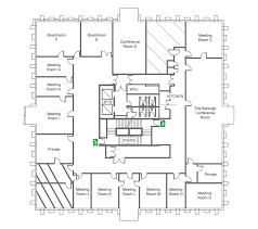 can borough floorplans of our borough office space