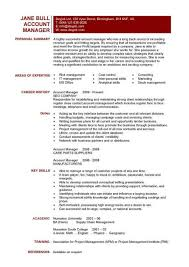 Supply Chain Manager Resume Example by Account Manager Resumes Key Account Manager Resume Samples
