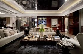 apartment inspiring exclusive luxury home interior liiving room