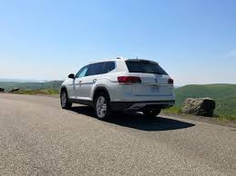volkswagen atlas sel 2018 volkswagen atlas sel test drive review autonation drive