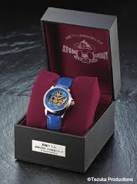 astro mechanical watches commemorate 60 astro boy