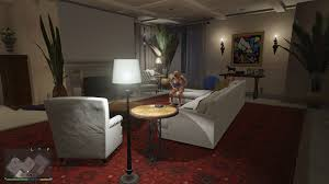new decor and paint in michael u0027s house gta5 mods com