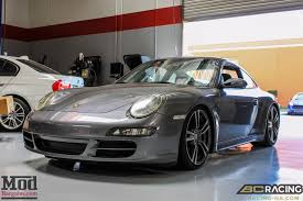 porsche 997 widebody porsche 997 carrera on bc coilovers turbo ii u0027s modauto