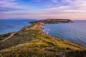 All Island Landscape by Bay Beach Coast Coastline Cornwall Island Landscape Free Stock