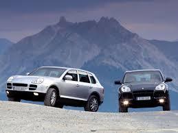 porsche cayenne fuel economy porsche cayenne turbo 2003 mad 4 wheels