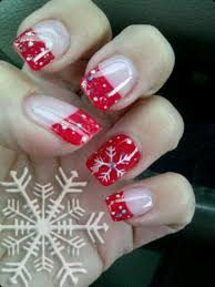 11 best christmas nail art images on pinterest christmas nail