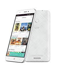 white rom android lyf water 7s dual sim 4g volte white 3gb ram 16gb rom with
