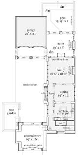 House Plans For Long Narrow Lots 24 Best Floorplans Images On Pinterest Dream House Plans House