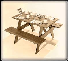 children s picnic table plans children s picnic table plan no 313 children s plans projects