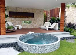 Backyard Landscaping With Pool by Best 25 Pool Sizes Ideas On Pinterest Swimming Pool Size Small